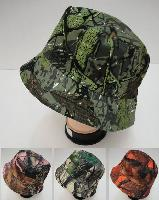 Bucket Hat [Assorted Camo] - Assorted camo colors